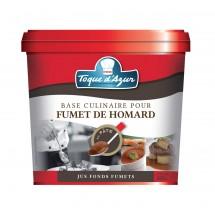 FUMET DE HOMARD EN PÂTE