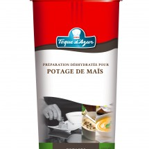 PREPARATION POUR POTAGE DE MAIS