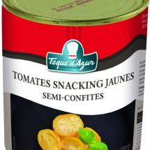 TOMATES SNACKING JAUNES SEMI-CONFITES