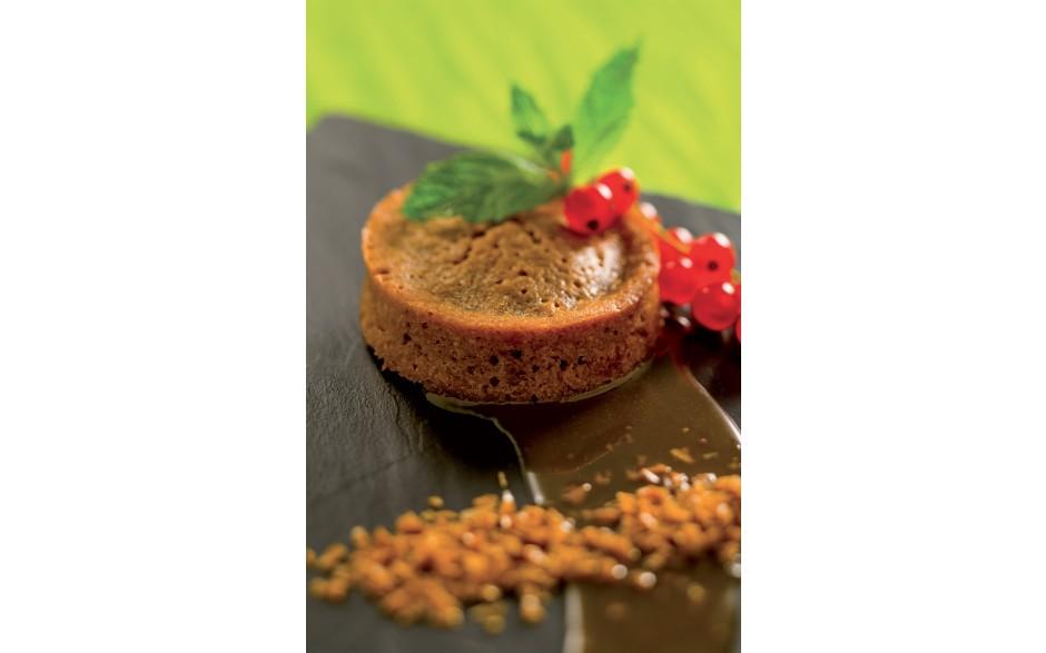 Prep pour fondant au caramel d 39 isigny au beurre sale et au sel de guerande - Fondant caramel beurre sale ...