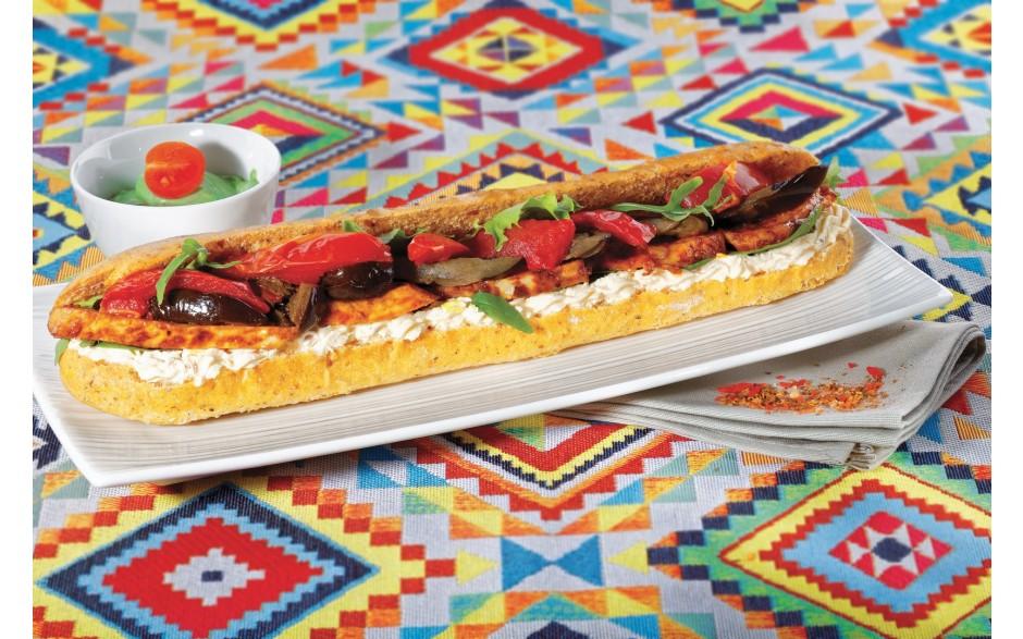 Sandwich Voyage au Mexique