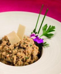 AROMATISATION POUR RISOTTO AUX CHAMPIGNONS FORESTIERS