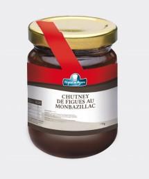 CHUTNEY DE FIGUES AU MONBAZILLAC