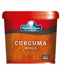 CURCUMA MOULU 450 GR