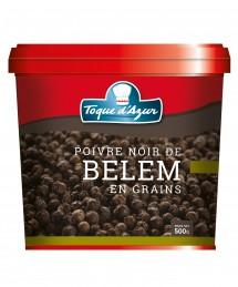 POIVRE NOIR DE BELEM EN GRAINS - BOITE PRO 500 G