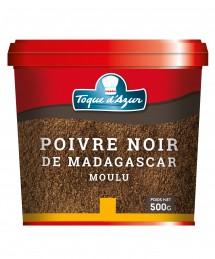 POIVRE NOIR DE MADAGASCAR MOULU 500G
