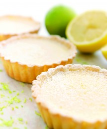 PREPARATION POUR GARNITURE TARTE CITRON