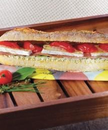 Sandwich Délice à la broche