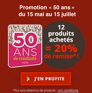 Promotion 50 ans